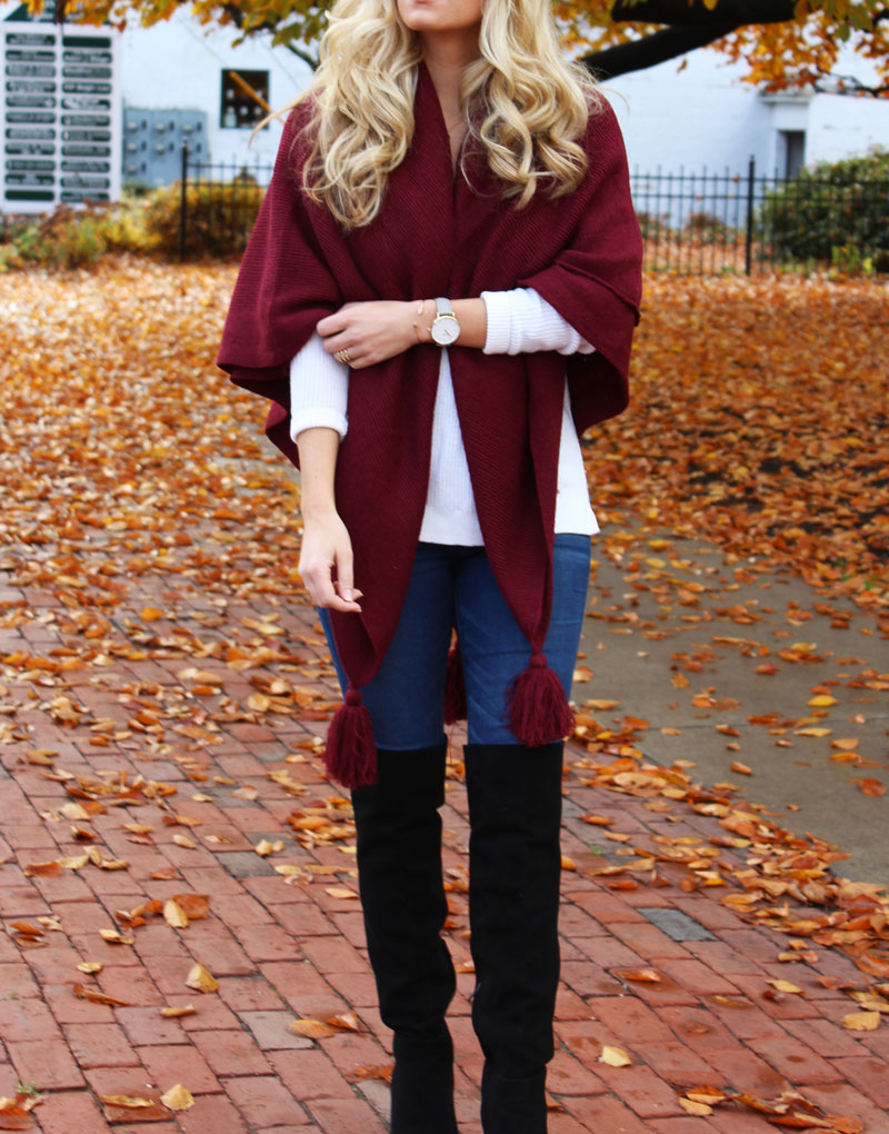nordstrom-over-the-knee-booties-fringe-trim-poncho