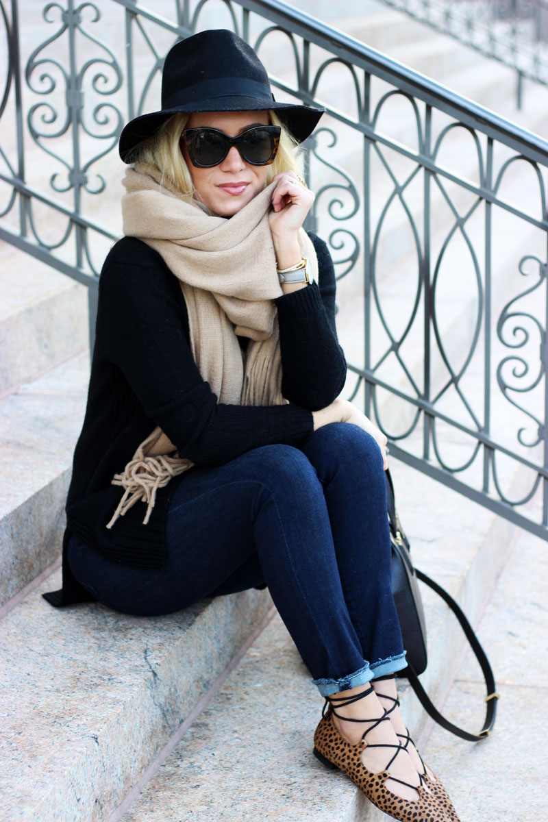 style-cusp-cozy-fall-style-free-people-scarf-leopard-lace-up-flats-fall-accessories-nordstrom