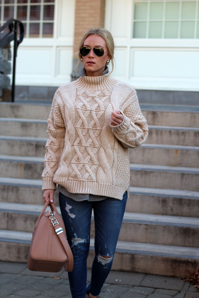 chicwish-cableknit-turtleneck-abercrombie-jeans-givenchy-antigona-satchel-winter-style-outfit