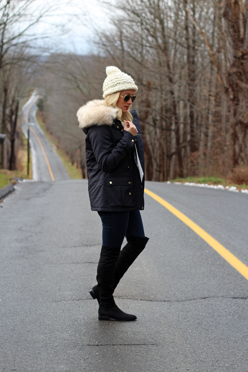 fur-hooded-topshop-coat-nordstrom-winter-style-over-the-knee-boots-cozy-beanie