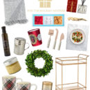GIFT GUIDE // FOR THE HOLIDAY HOSTESS
