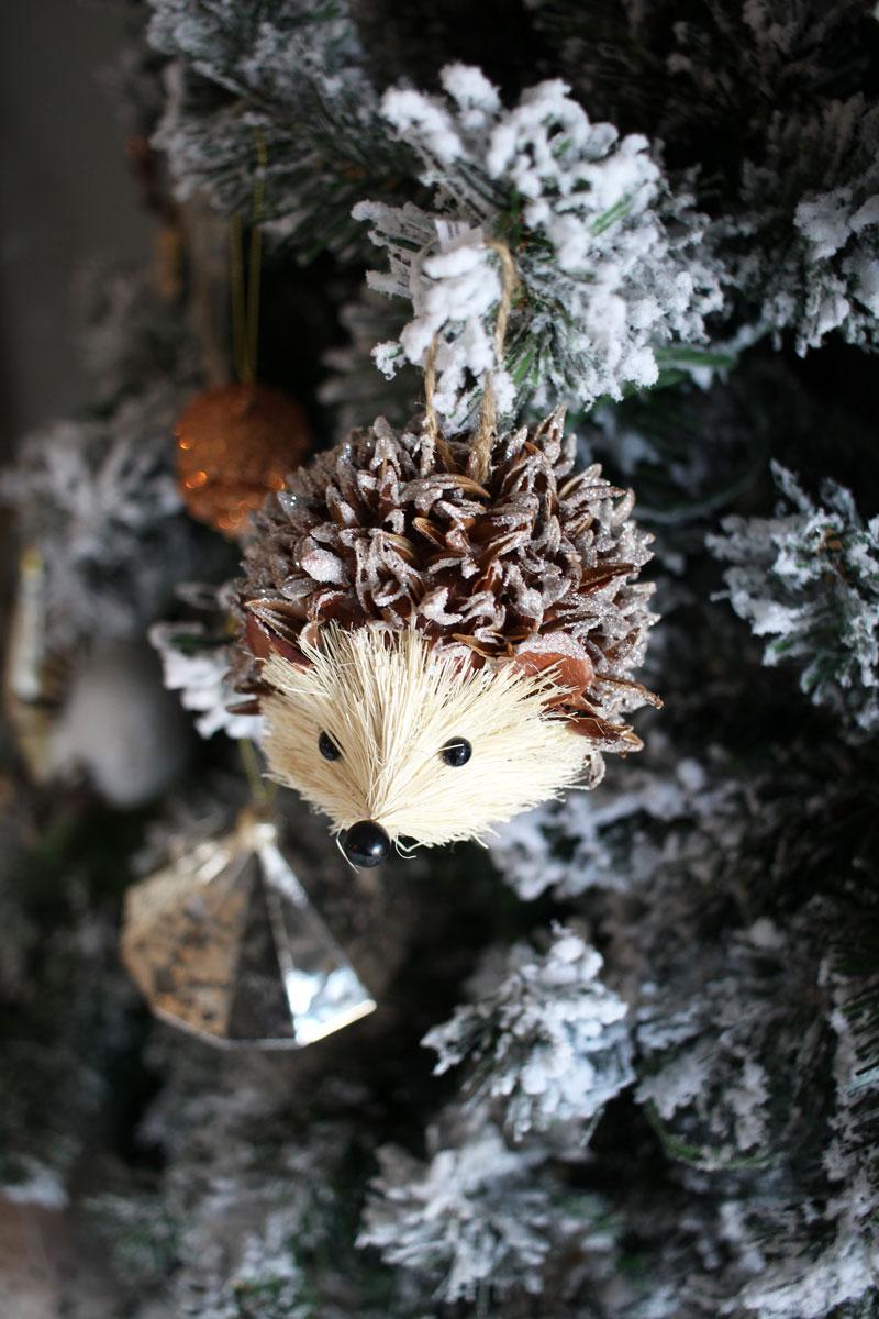 hedgehog-christmas-ornament-pier-1-rustic-christmas-ornaments