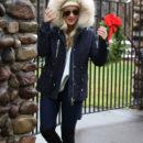 STYLE // Winter Fur Trim Parka
