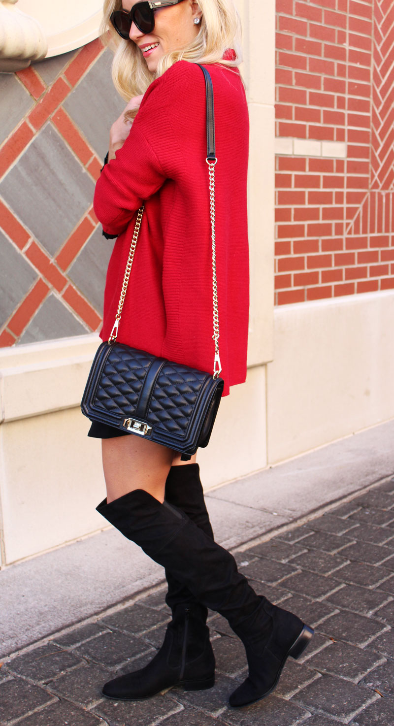 oversized-red-sweater-holiday-style-over-the-knee-boots-rebecca-minkoff-crossbody-bag-blogger-style-christmas-outfit
