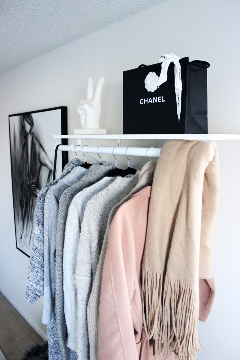 Stylish Clothing Rack