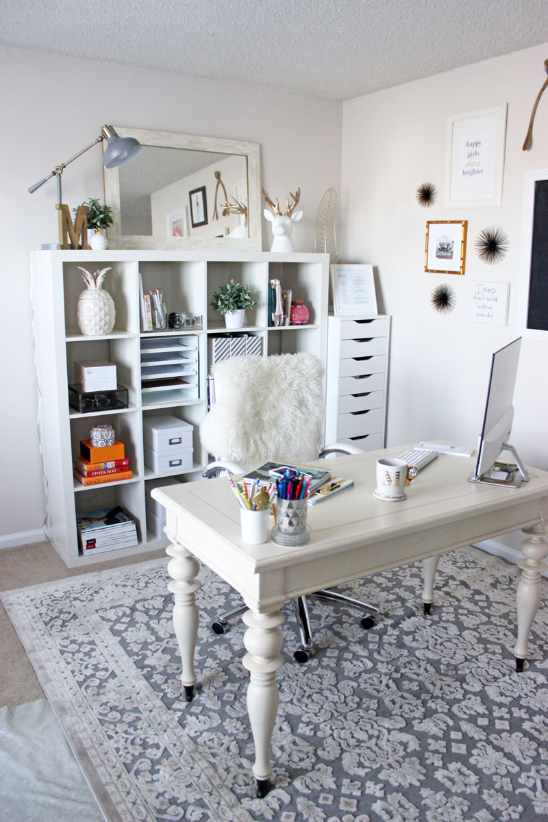 Style-Cusp-Home-Office-Reveal-Havenly-Shelf-Organization-