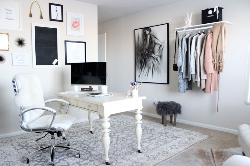 Style-cusp-Home-Office-Reveal-Havenly-Chic-Office-Space-Neutral-Office-Office-Design-Ideas-Blogger-Home-Office