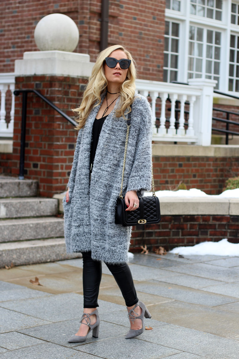 Gray-Cardigan-Black-Crossbody-Gray-Lace-Up-Heels