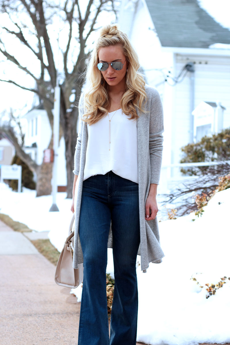 Gray-Duster-Cardigan-with-Flare-Jeans