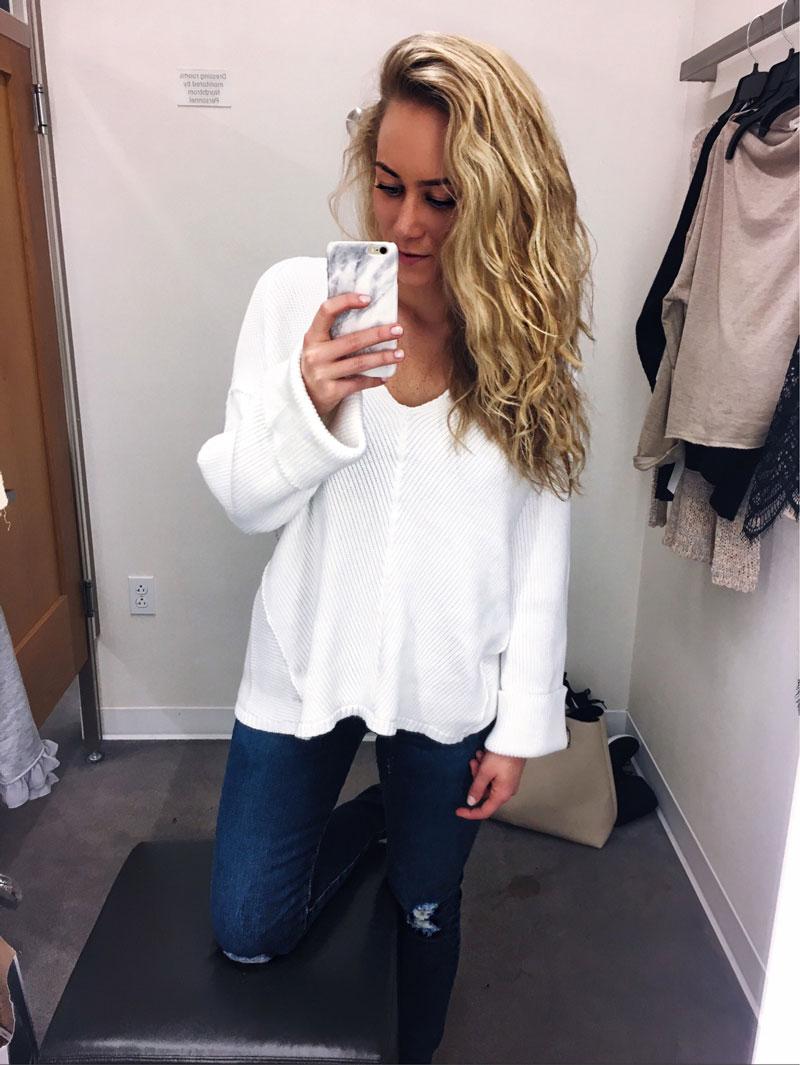 White-Cotton-Sweater