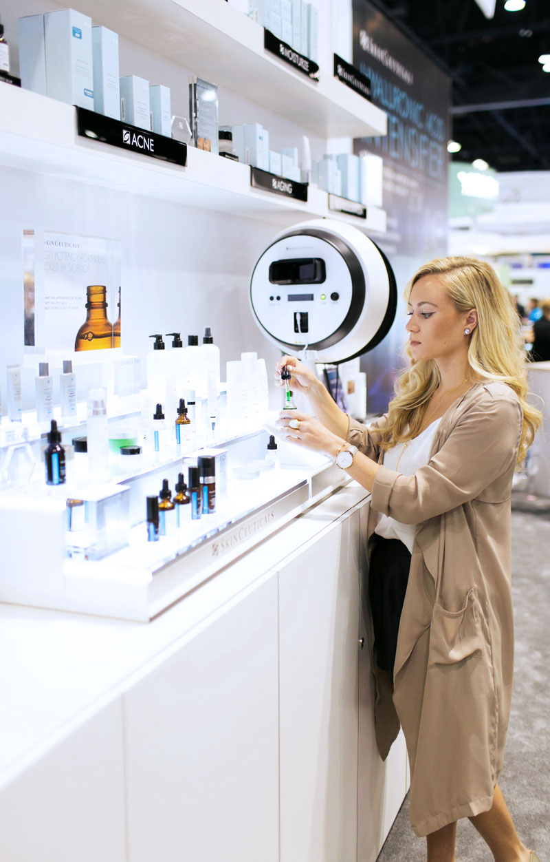 AAD-Conference-Skinceuticals-Booth