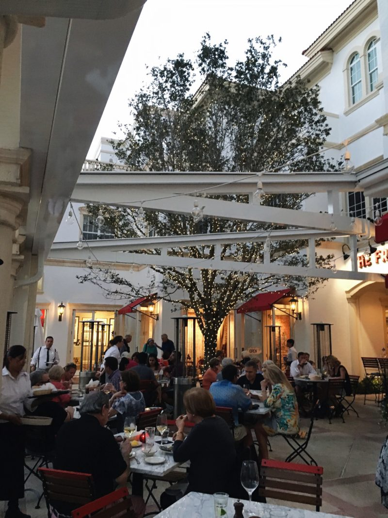 The French Naples Florida Restaurant
