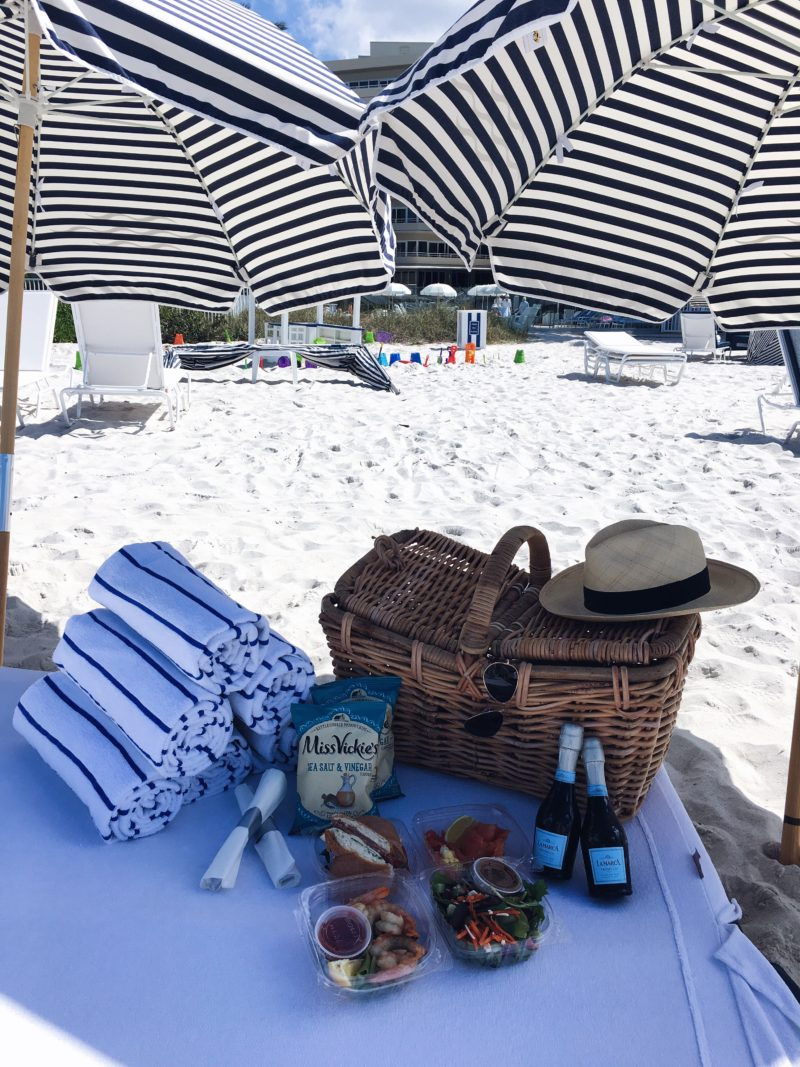 Beach Cabana Picnic