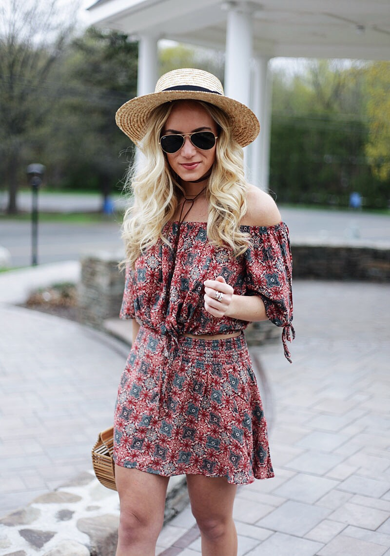 Free People Matching Set