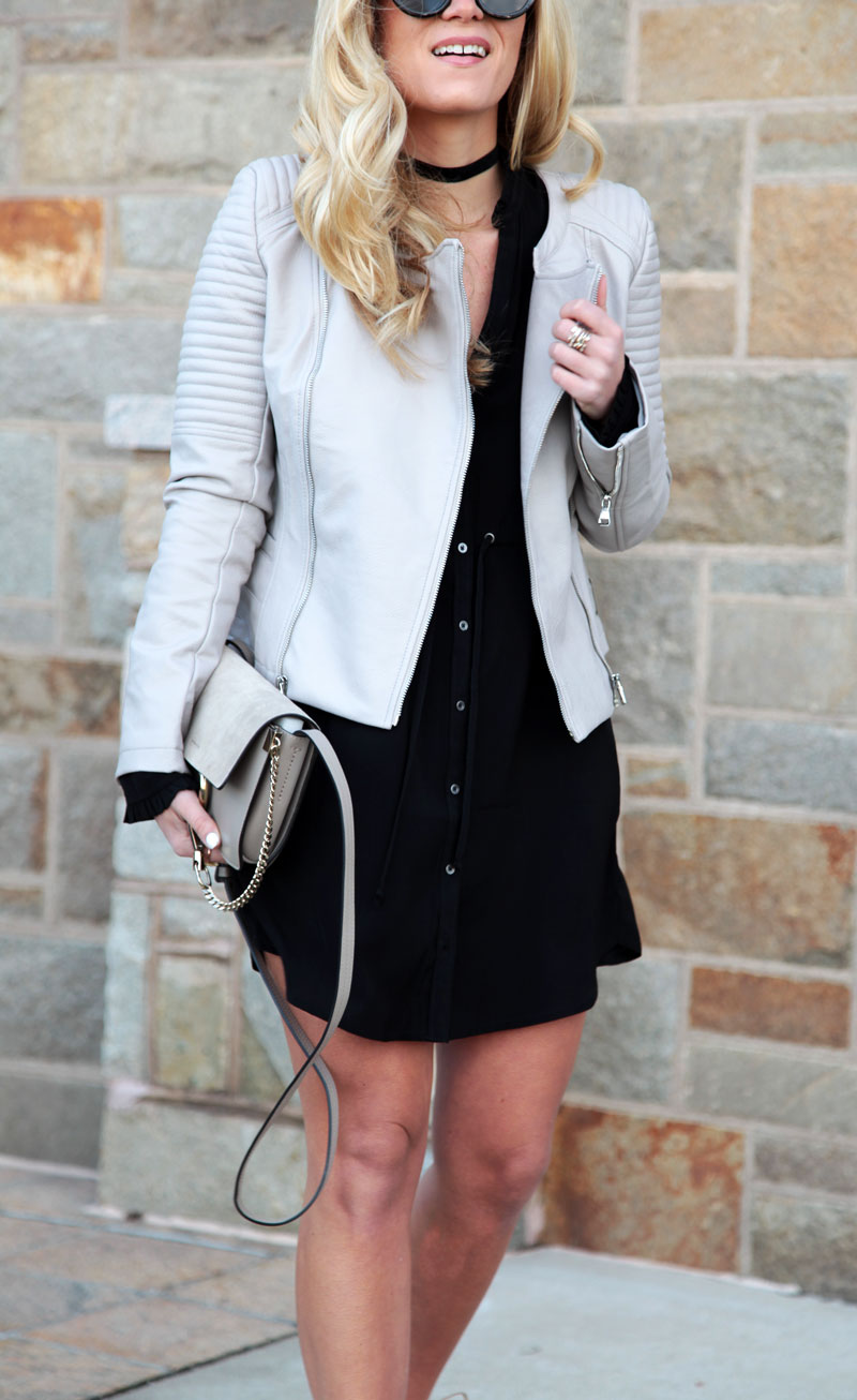 Leather-Jacket-with-Shirtdress