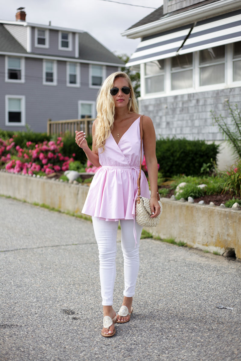Blush-Top-White-Jeans-Jack-Rogers