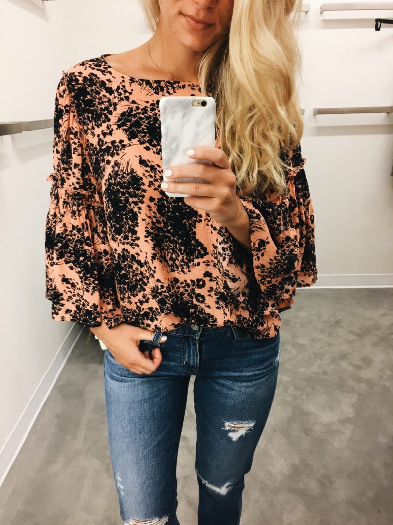 Best Tops in Nordstrom Sale