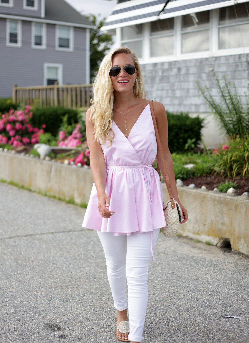 Summer-Peplum-Top
