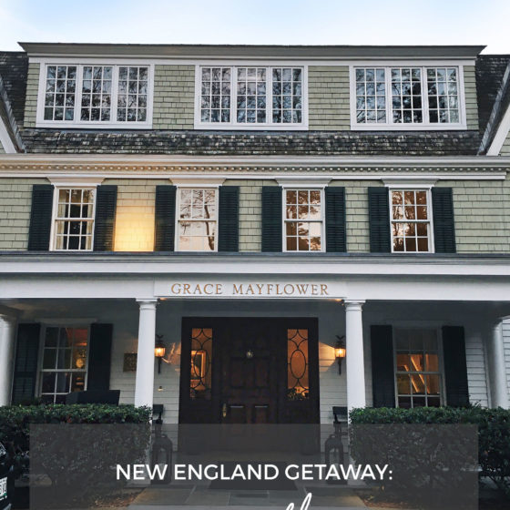 Grace Mayflower Getaway