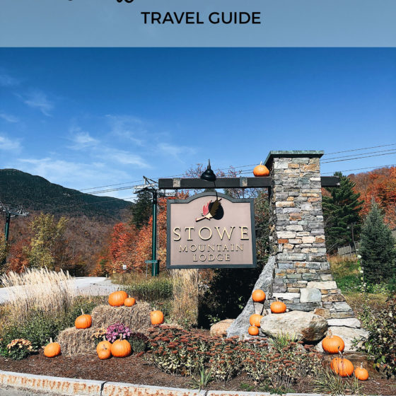 Stowe Travel Guide