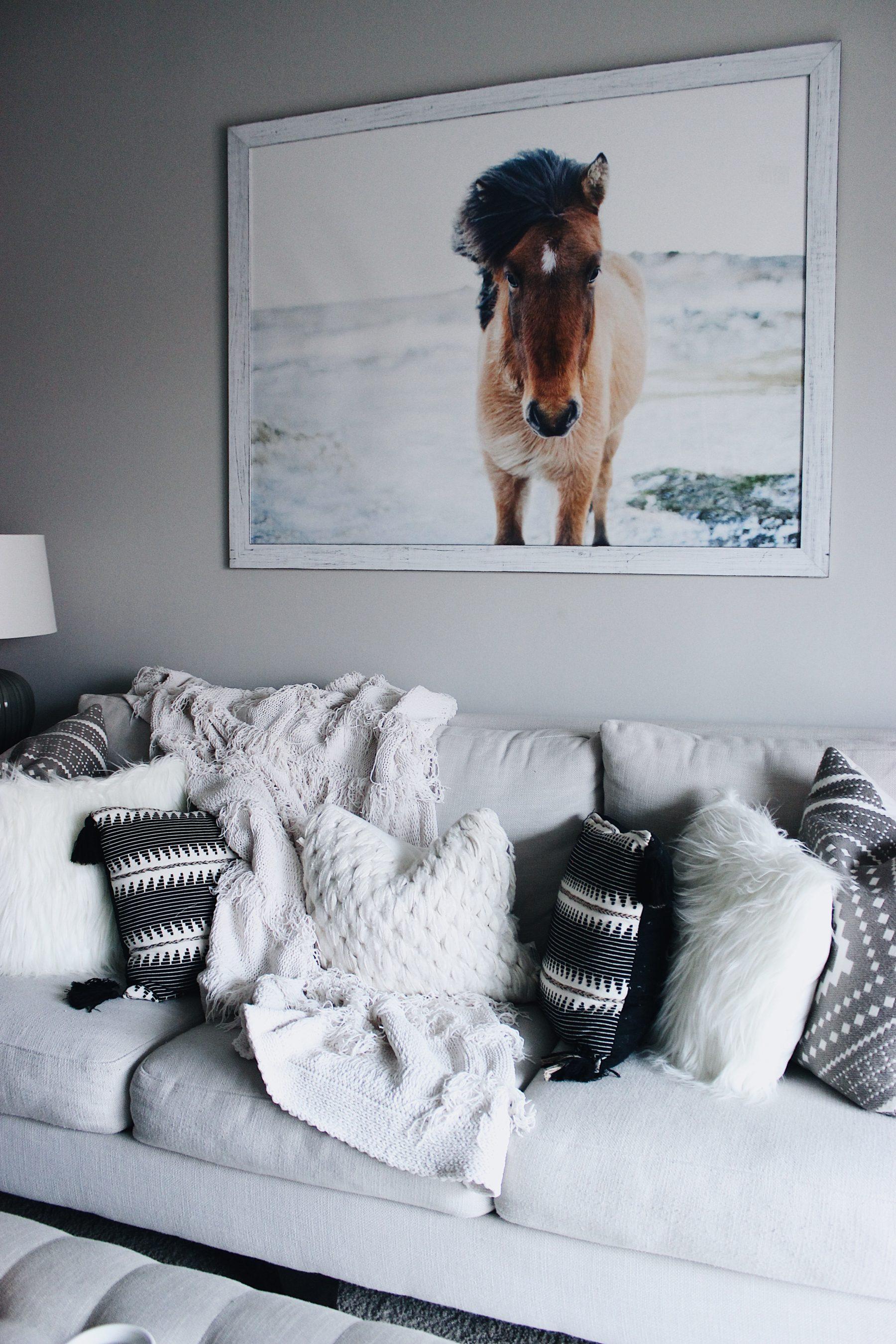 Neutral Cream Couch