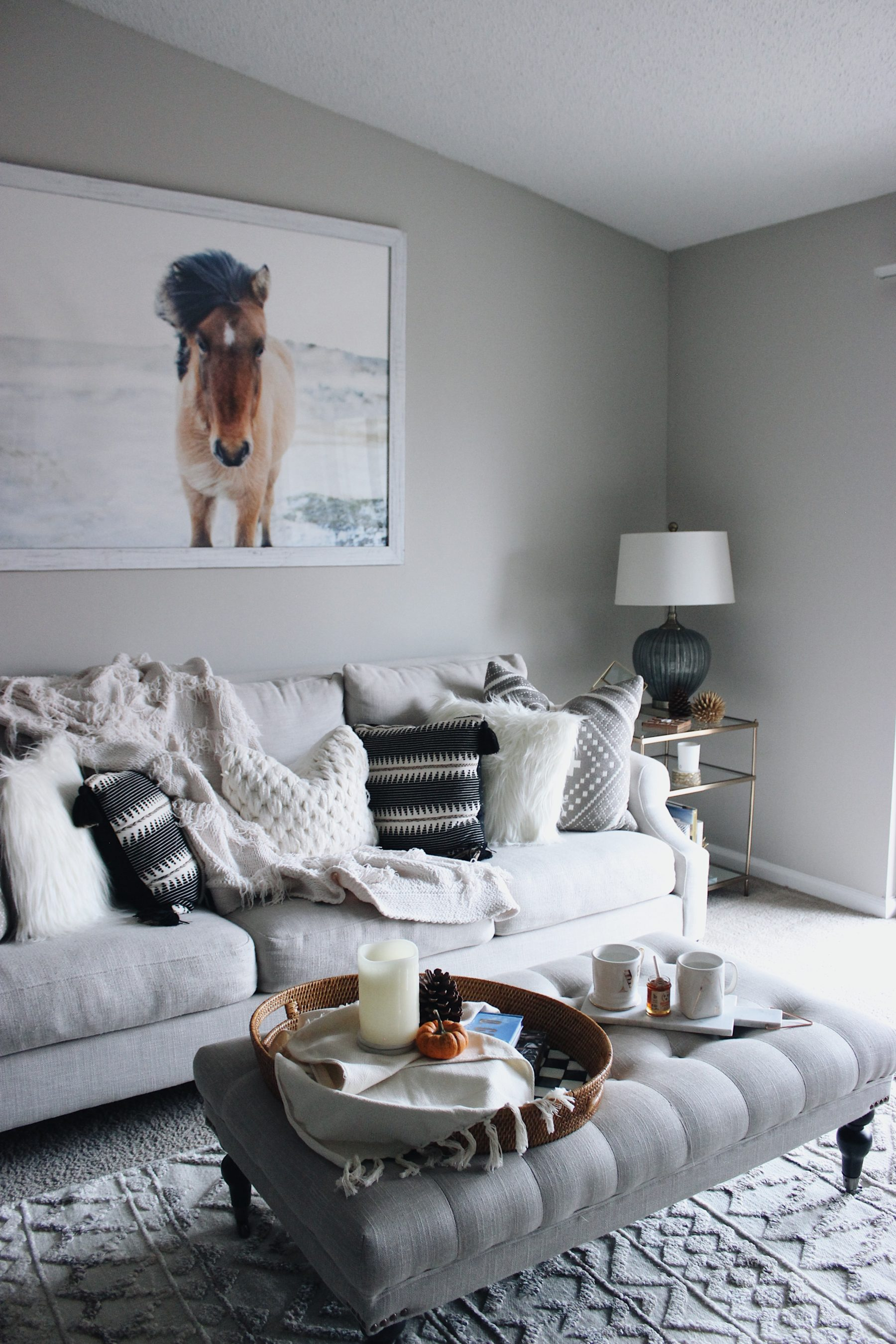 Cozy Living Room Decor