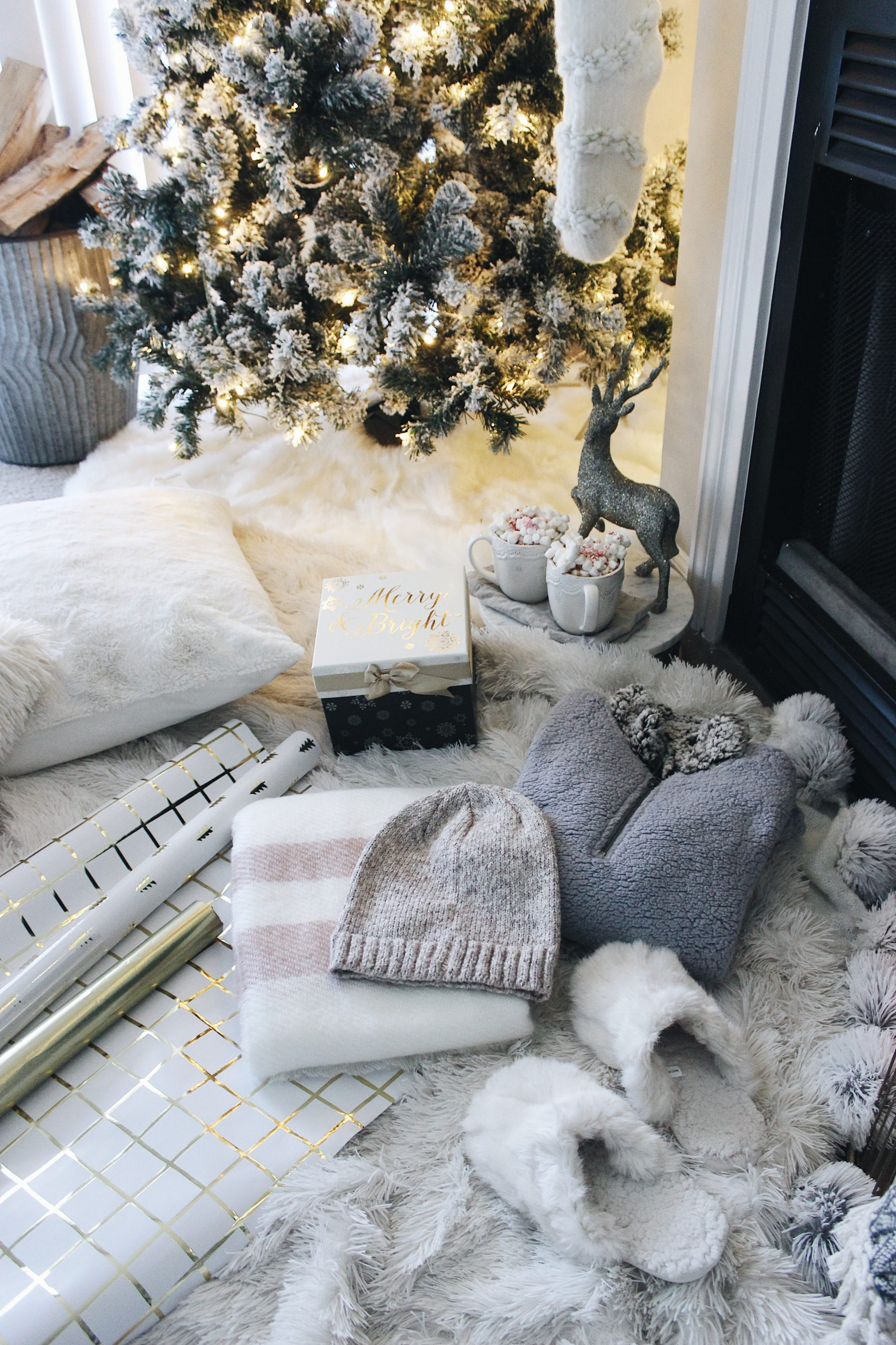 Cozy Neutral Loungewear