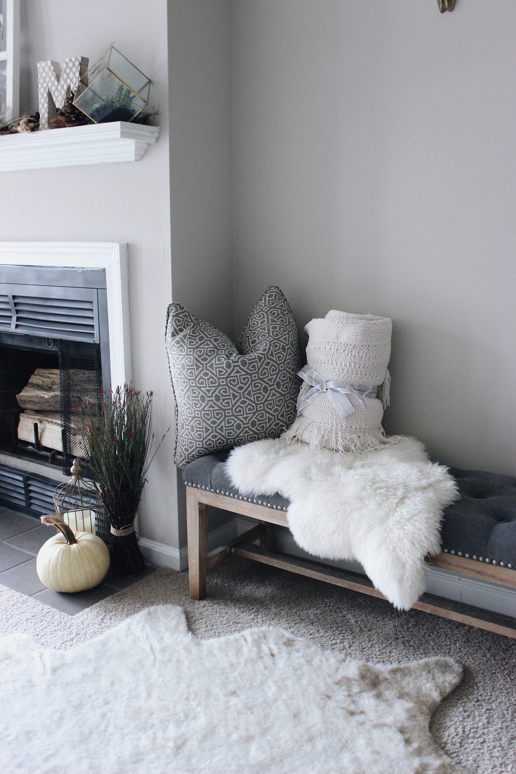 Cozy Corner Bench