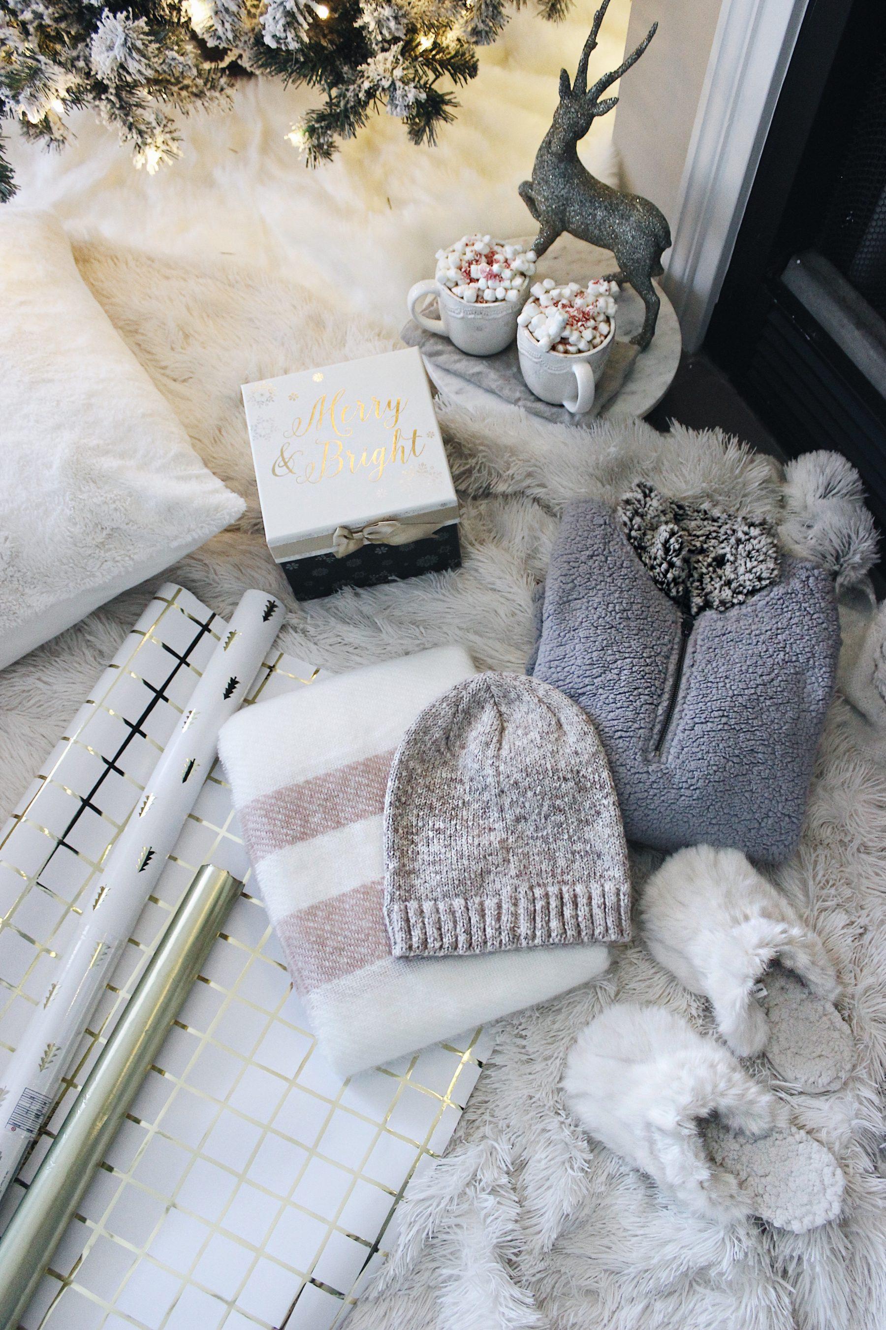 Cozy Christmas Loungewear