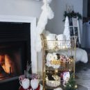 Holiday Mantel Decor