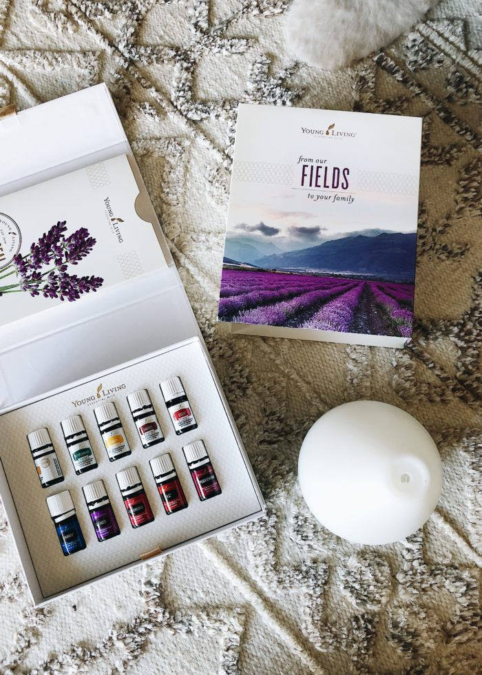 Essential Oils: My Story