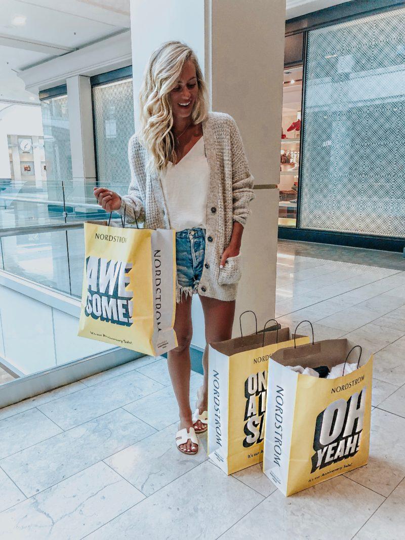 ddec815f87dd Nordstrom Sale Shopping Haul - Style Cusp