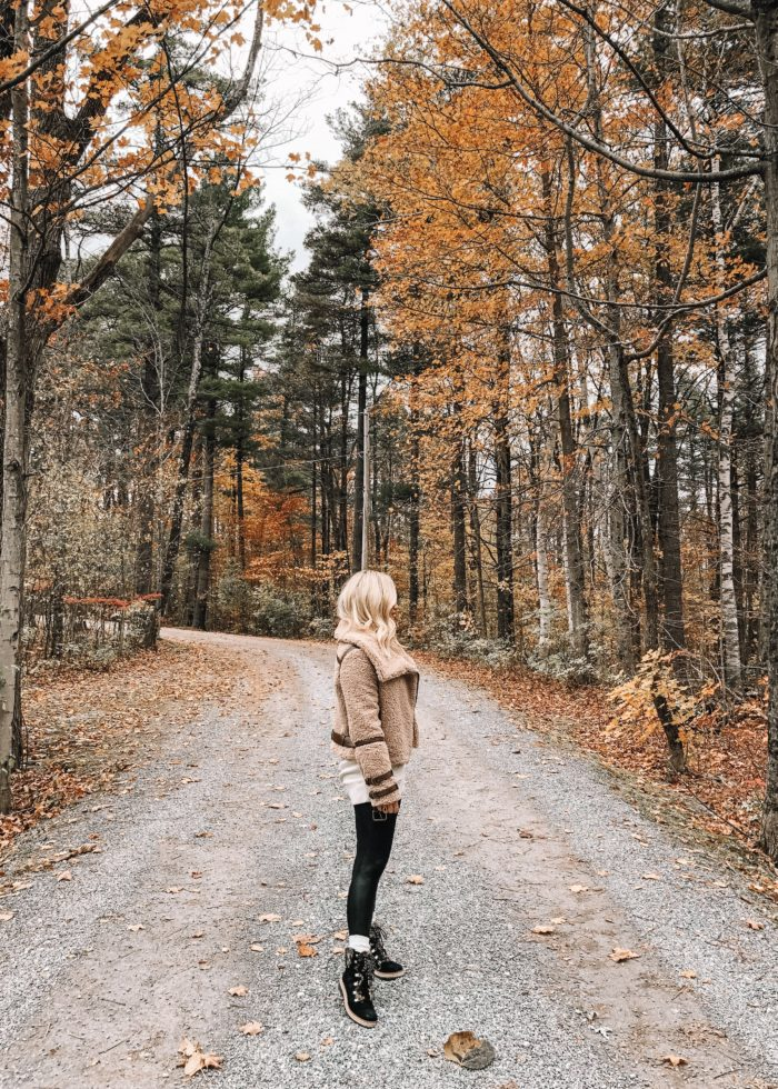 A New England Fall Destination