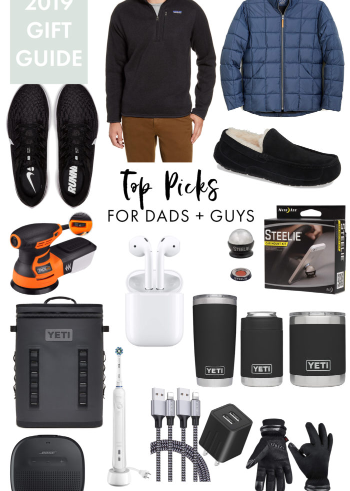 Best Gifts for Dads + Guys
