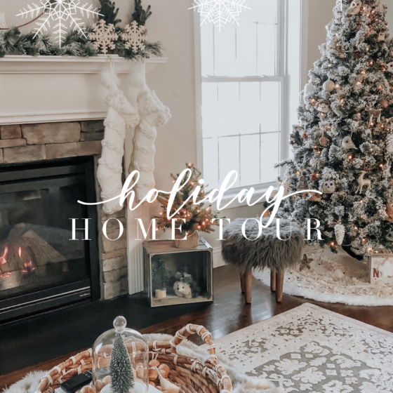 2019 Holiday Home Tour