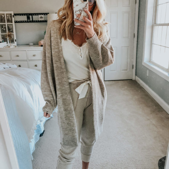 Comfy Loungewear to Work from Home