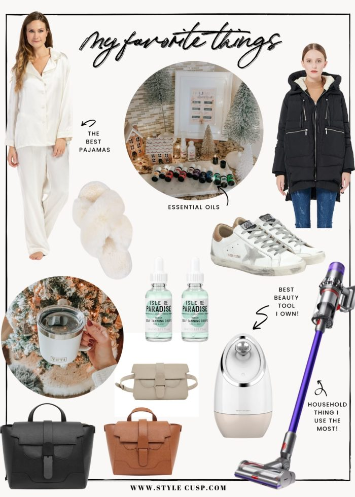 10 Gift Ideas from my Favorite Things