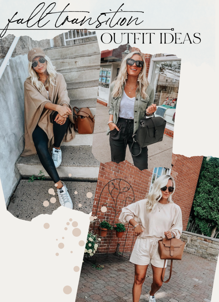 Outfit Ideas to Transition into Fall