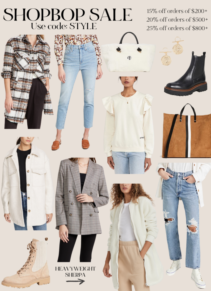 Shopbop Sale Picks to Shop Right Now